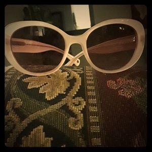 Coach Rose cateye sunglasses